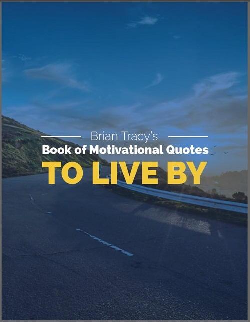 برایان تریسی و کتاب سخنان انگیزشی اش